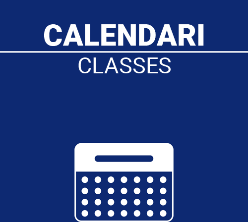 Calendari Classes